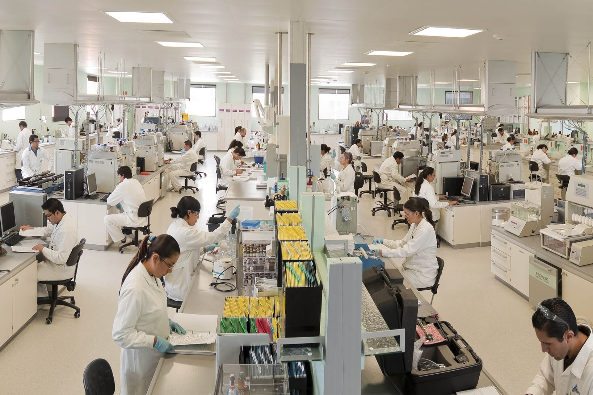 Laboratorios farmaceuticos en mexico