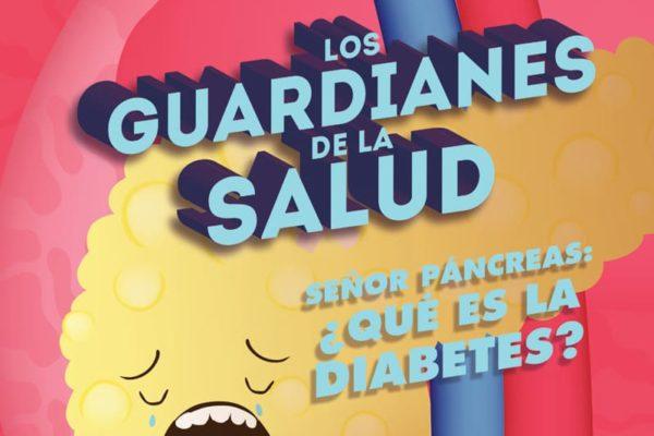 Señor Páncreas ¿qué es la diabetes?